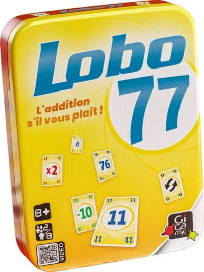 Lobo 77 new