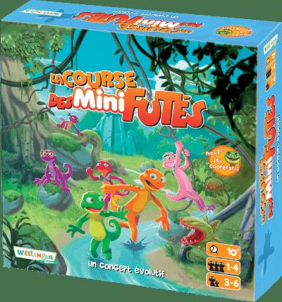 La course des Mini-Futés