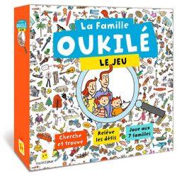 La famille Oukilé, le jeu