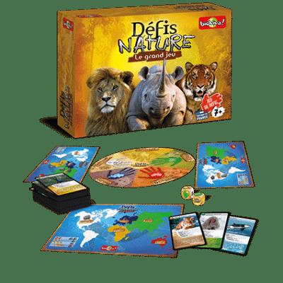 Défi nature - Le grand jeu