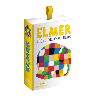 Le jeu des couleurs Elmer