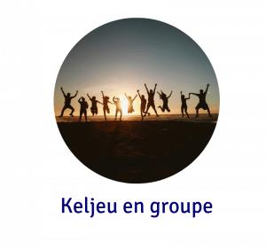 Keljeu en groupe