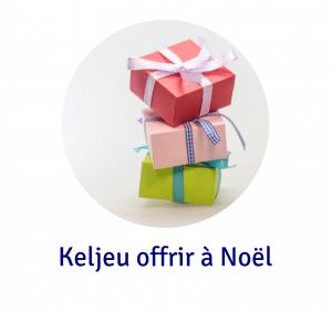 Keljeu offrir à Noël