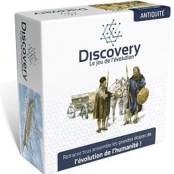 Le jeu de l'évolution – Antiquité