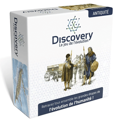 Le jeu de l'évolution Antiquité