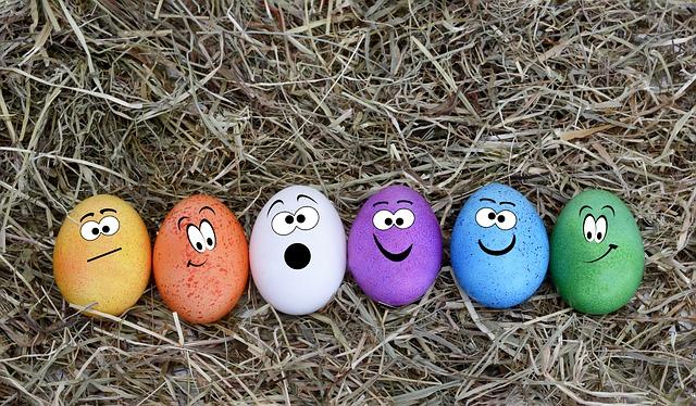 You are currently viewing Une chasse aux œufs réinventée