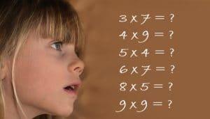 Read more about the article Trucs et astuces pour apprendre les multiplications