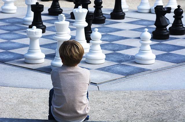 Les jeux d'échecs, nouvelle passion des Français